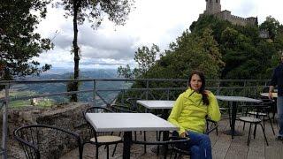 Италия, достопримечательности Сан-Марино(Доброго времени суток!Мой канал о моих путешествиях,впечатлениях,жизни и опыте.https://www.youtube.com/channel/UCC1K... По..., 2016-07-09T06:39:49.000Z)