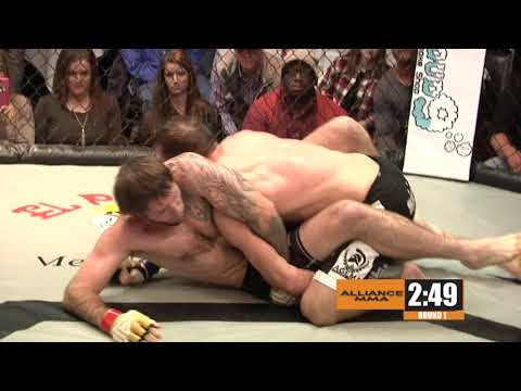 V3Fights 56:  Grady Hurley vs Ben Brewer (pro middleweight title fight)