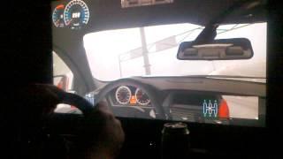 City Car Driving Simulator 1.2.2, Logitech G27 & BMW X6 M. Don´t drink and drive!!!