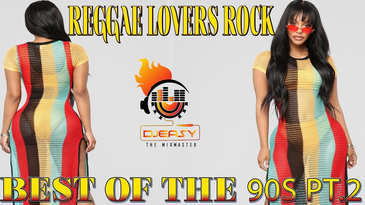 Reggae Lovers Rock Best of the 90s Pt.2 Sanchez,Frankie Paul,Beres Hammond,Wayne Wonder & More