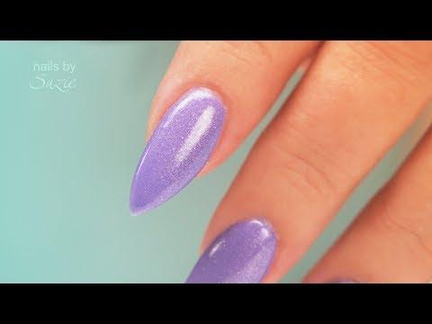 Suzie Builds CORNSTARCH Nails