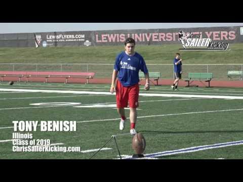 Tony Benish - Kicker