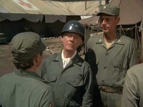 Harry Morgan, before he was Mash's Colonal Potter he was General Steele.