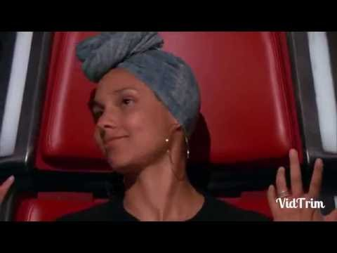 the voice usa season 11 -  Honey Bee