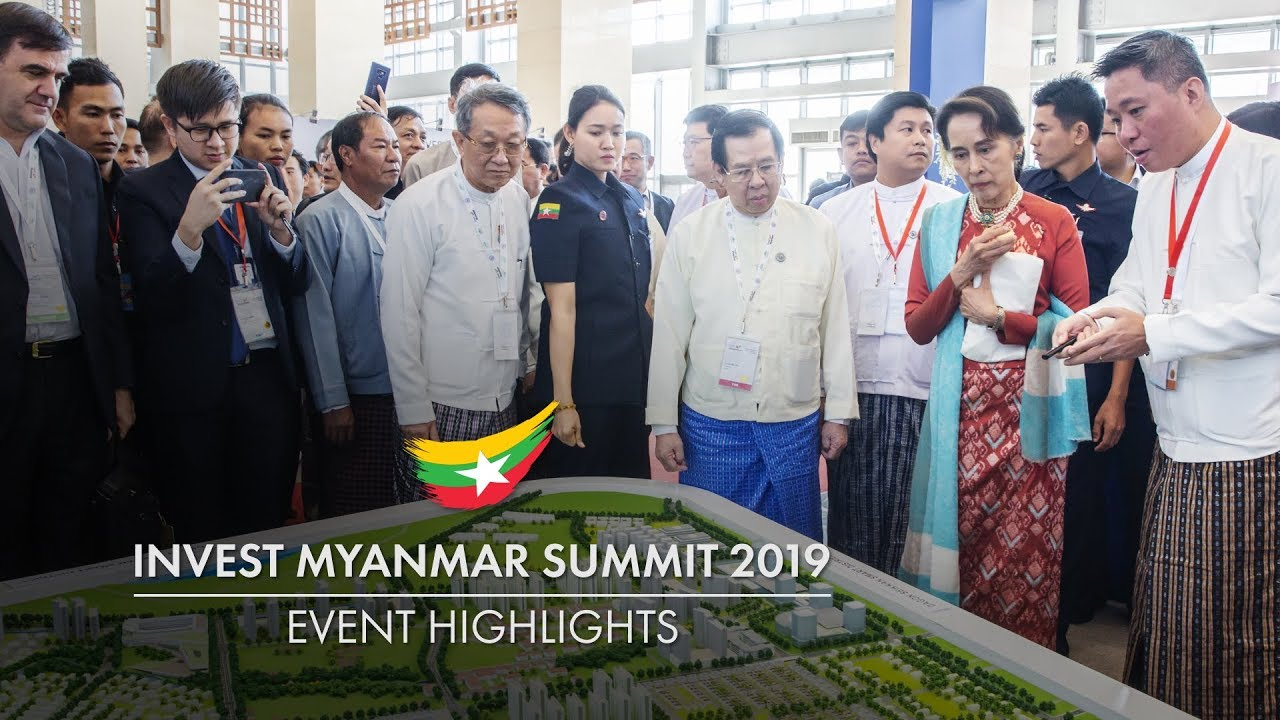 Invest Myanmar Summit 2019 | 28-29 January 2019 • Nay Pyi