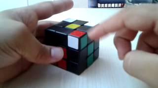 Rubik küp başlangıç yöntemi part 2