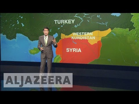 Turkey offensive in northern Syria takes aim at ISIL and Kurds