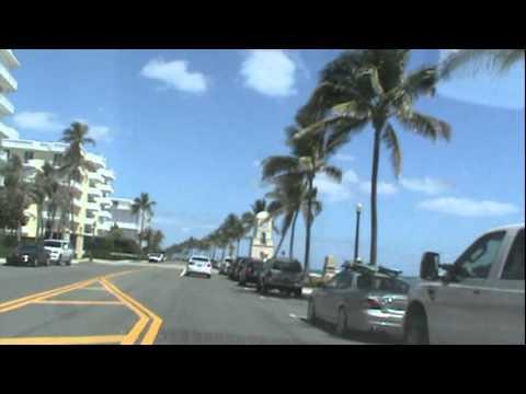 Palm Beach - South Ocean Boulevard