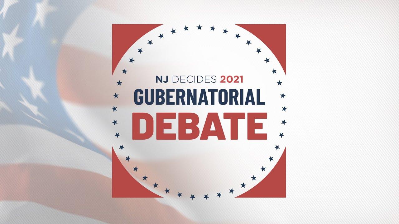 Download New Jersey governor's debate 2021 | NJ Decides