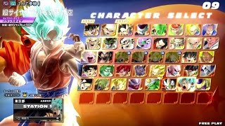 Dragon Ball Battle Royale GOKU SSGSS GAMEPLAY FULL FIGHT [HD]