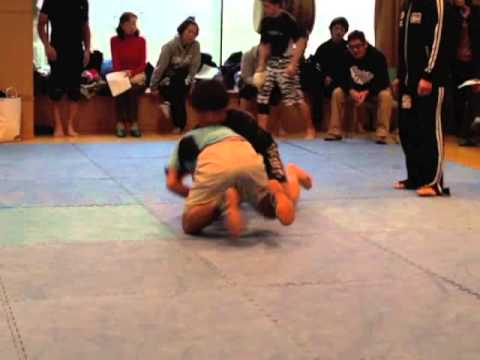 Beginner NIKO 56kg  Oyaizu vs Ishimoto