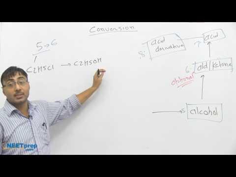 #29   Conversion: Conversion Chart (n to n)   Basics of Organic Chemistry   Shashi Bhushan