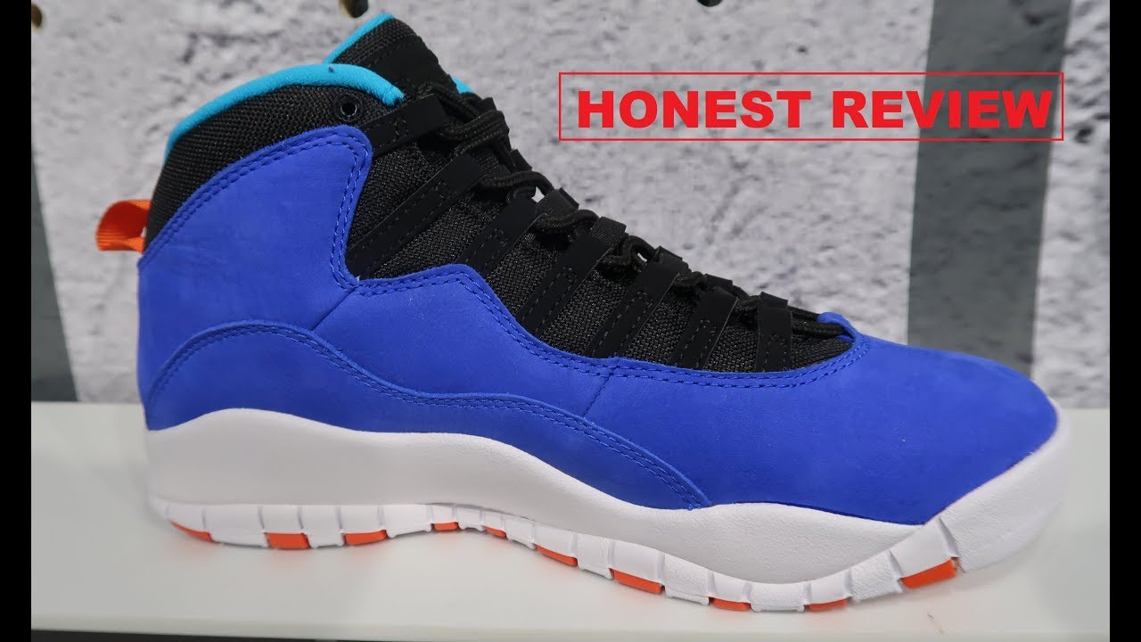 huge discount 73431 36d8b AIR JORDAN 10 X TINKER HUARACHE LIGHT RETRO SNEAKER DETAILED REVIEW & RANT