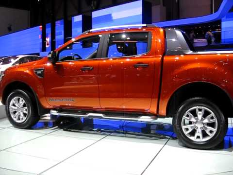 ford ranger wildtrack 2011 youtube. Black Bedroom Furniture Sets. Home Design Ideas