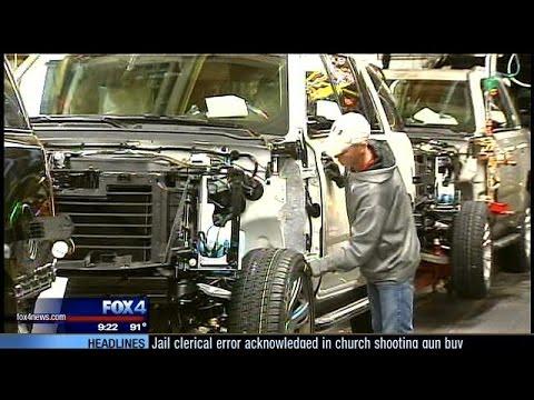 GM set to announce $1 billion expansion at Arlington plant
