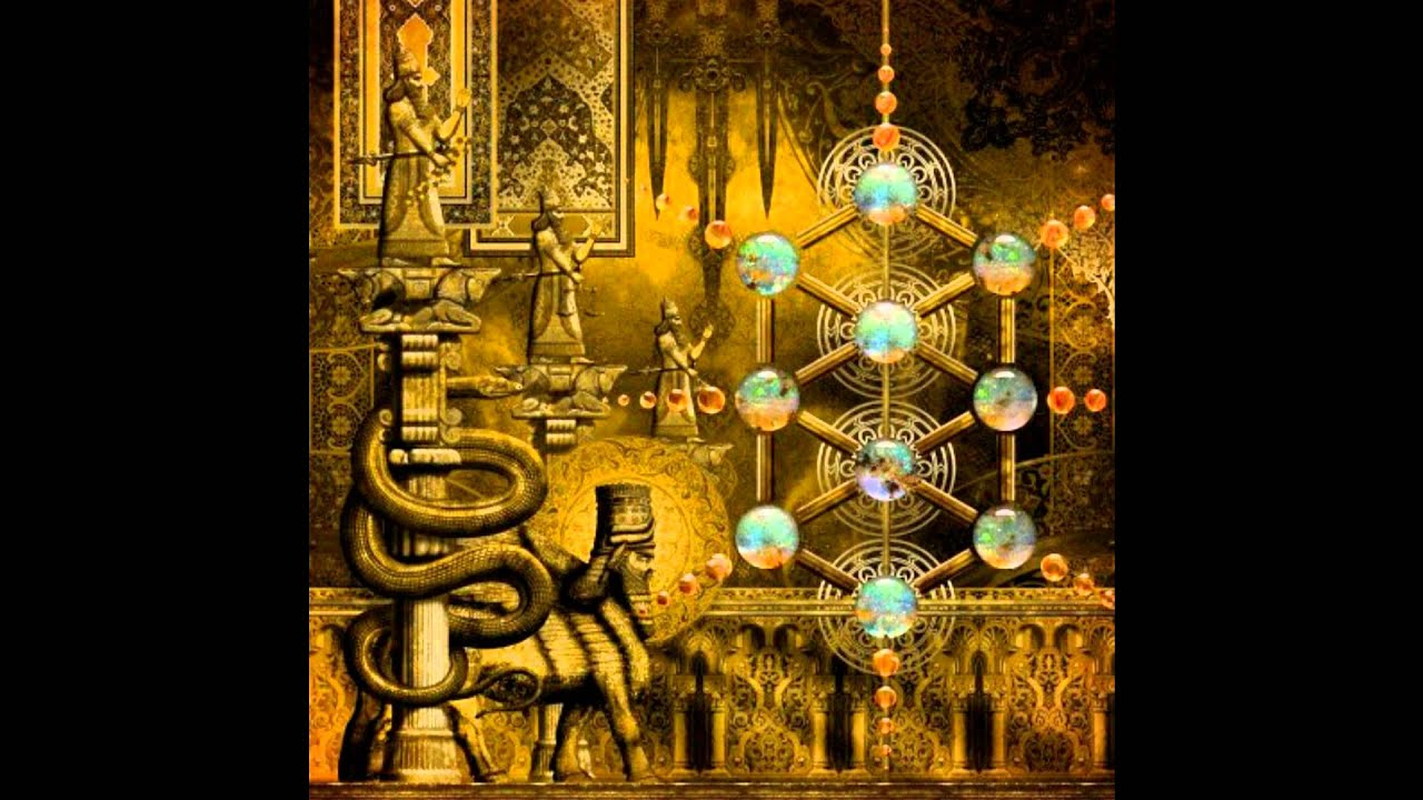 Metal Band Pillar : Melechesh mystics of the pillar w lyrics youtube