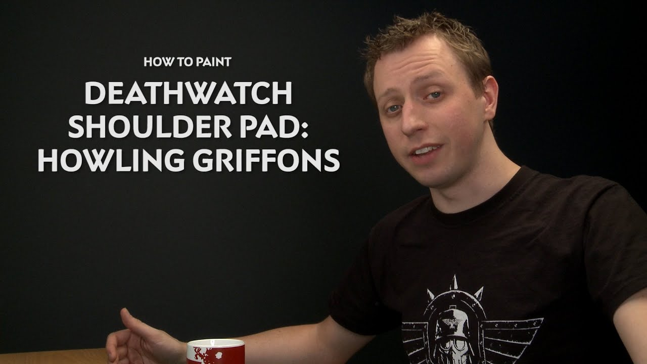 WHTV Tip of the Day: Howling Griffon shoulder pads