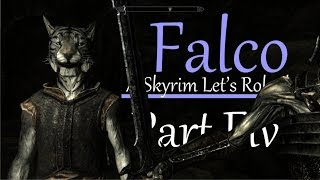 Falco - A Skyrim Roleplay - Part 5 - Too Many Draugr