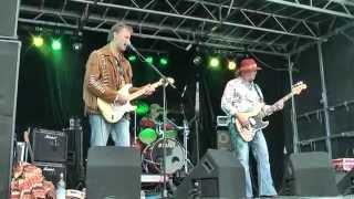 All Along The Watchtower by Robin & the Bad Men - Woodstock aan de Waal 23/6/2012