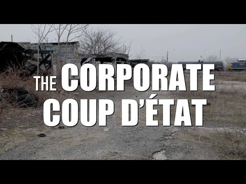 EXPLAINED: Inside The Corporate Coup D'Etat' That's Created a New Gilded Age