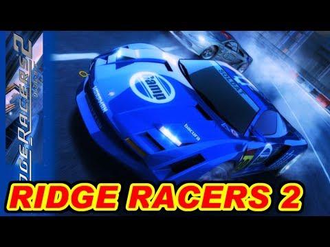 オープニングムービー - リッジレーサーズ2 / RIDGE RACERS 2