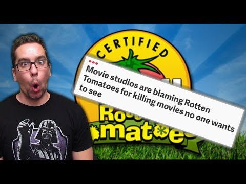 Studios Now Blaming Rotten Tomatoes for Poor Box Office Numbers