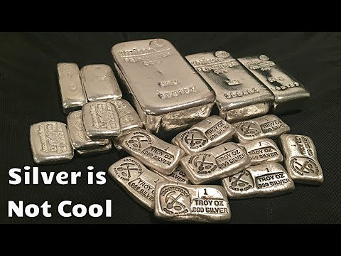 Silver is Not Cool