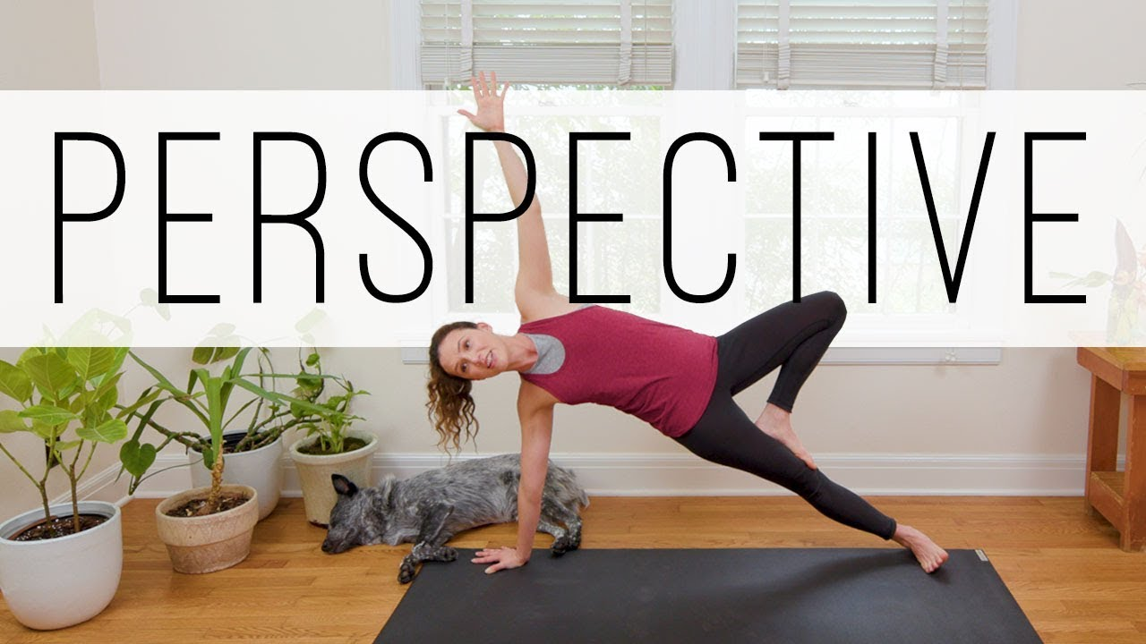 Download Yoga To Gain Perspective  |  Yoga With Adriene