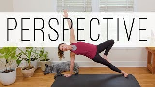 Yoga To Gain Perspective  |  Yoga With Adriene