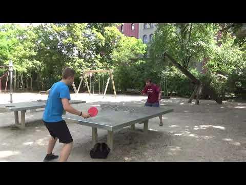 Tischtennis An Der Frauenschule Fuerth  Mit Den Steinb     An Der Steinplatte 20190619  1 Kontern