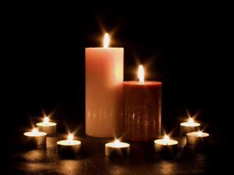 Candle dancer - Bertie Higgins