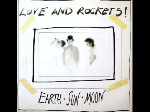Everybody wants to go to Heaven - Love & Rockets