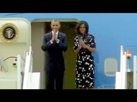 Download Youtube: US President Barack Obama wraps up three-day visit to India