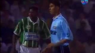Palmeiras 5x1 Grêmio - Copa Libertadores 1995
