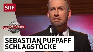 Sebastian Pufpaff über seinen Namen, Pizzadienste und Notaufnahmen