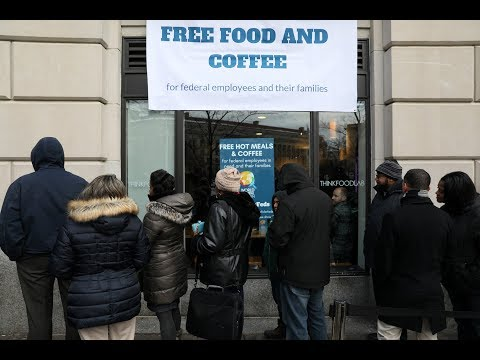 Shutdown\'s lost pay, dwindling business send more people to D.C. food banks