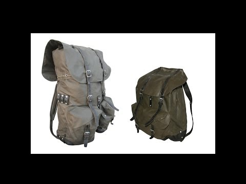 Swiss Military Rucksacks Comparison - Medium VS Large Sizes - The Outdoor Gear Review