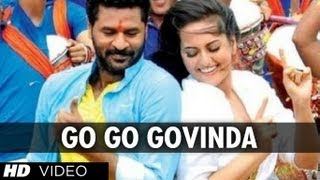 Go Go Govinda Full Video Song Omg Oh My God  Sonakshi Sinha, Prabhu Deva