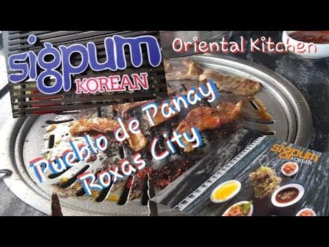 What S New In Roxas City Oriental Kitchen Sigpum Korean By The Pineapple Family