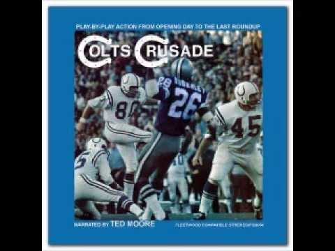 1970 Baltimore Colts - Colts Crusade LP (3 of 4)