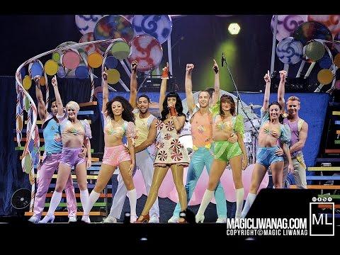 Katy Perry - The California Dreams Tour DVD Part.1