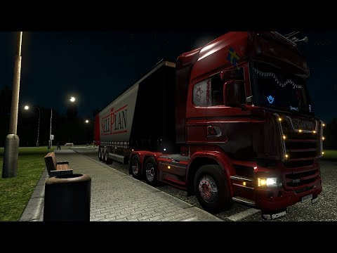 Eurotruck simulator 2: World Of trucks Event (Trade Connections -Sweden )
