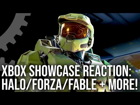 DF Direct – Xbox Games Showcase Reaction: Halo Infinite! Xbox Series X! Commentary On Every Game!