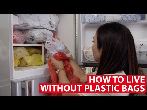 How To Live Without Plastic Bags   Talking Point   CNA Insider