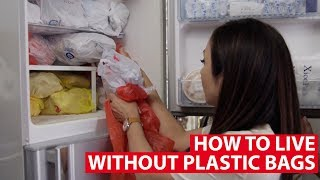 How To Live Without Plastic Bags | Talking Point | CNA Insider