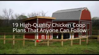 Easy Diy Chicken Coop Plans - Hey Try For Free!