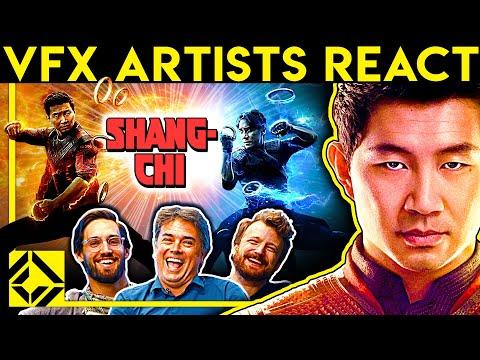 VFX Artists React to SHANG-CHi Bad & Great CGi