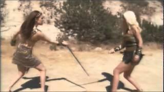 Download Video Erika Jordan & Jazy Berlin - Sexy Warriors MP3 3GP MP4