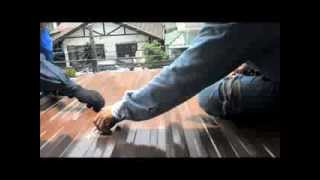 Repeat youtube video วิธีมุงแผ่นหลังคา เมทัลชีท งานหลังคาบ้าน อาคาร สำนักงาน