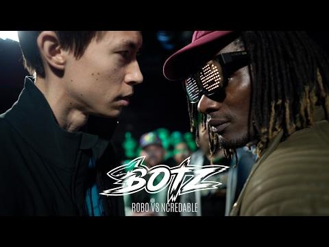 #BOTZ7 -  Robo vs Ncredable
